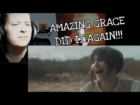 GRACE VANDERWAAL - STRAY ( OFFICIAL VIDEO ) | REACTION