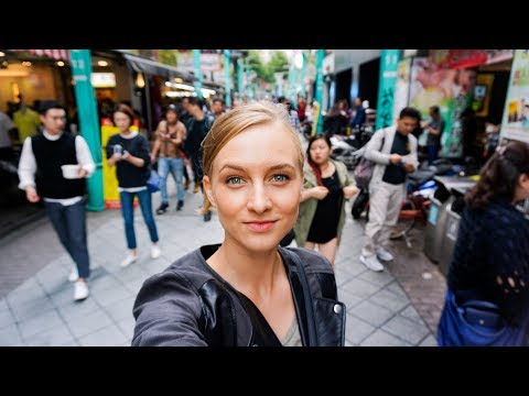 I went to Taipei | Flight Attendant Life