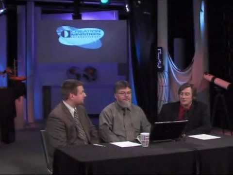 Refuting arguments against Noah's Flood (Creation Magazine LIVE! 1-22) by CMIcreationstation