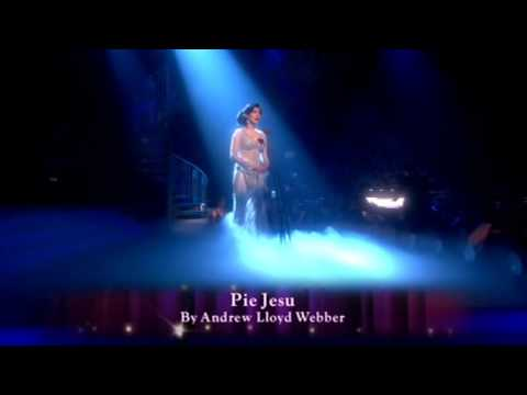 Kym Marsh - Pie Jesu (Popstar to Opera Star)