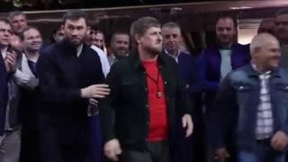 Рамзан Кадыров танцует лезгинку на свадьбе # 2016