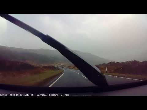 Yannis, Tom & Alex - travelapse to the north west highlands