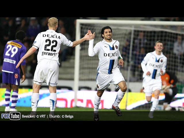 2009-2010 - Jupiler Pro League - 29. Germinal Beerschot - Club Brugge 1-4