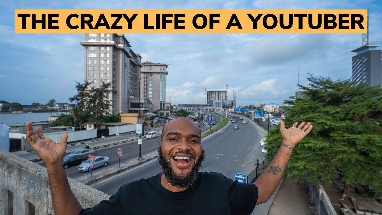 Download Crazy Life Of A Youtuber Living in Lagos Nigeria!