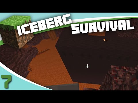 Titanic: Iceberg Survival with Syrkaz! | Minecraft Custom Survival Map | Ep. 7