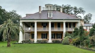 USA КИНО 1144. Луизиана. Экскурсия по плантации Houmas Home. Part 1.