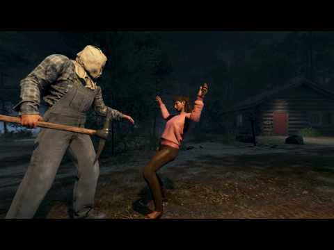Friday the 13th: The Game - 'Killer' Trailer PAX East 2017