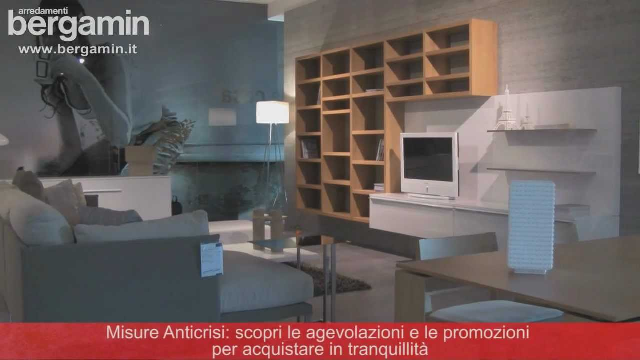Bergamin arredamenti emozione casa video tour youtube for Bergamin arredamenti