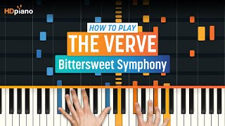"How To Play ""Bittersweet Symphony"" by The Verve 