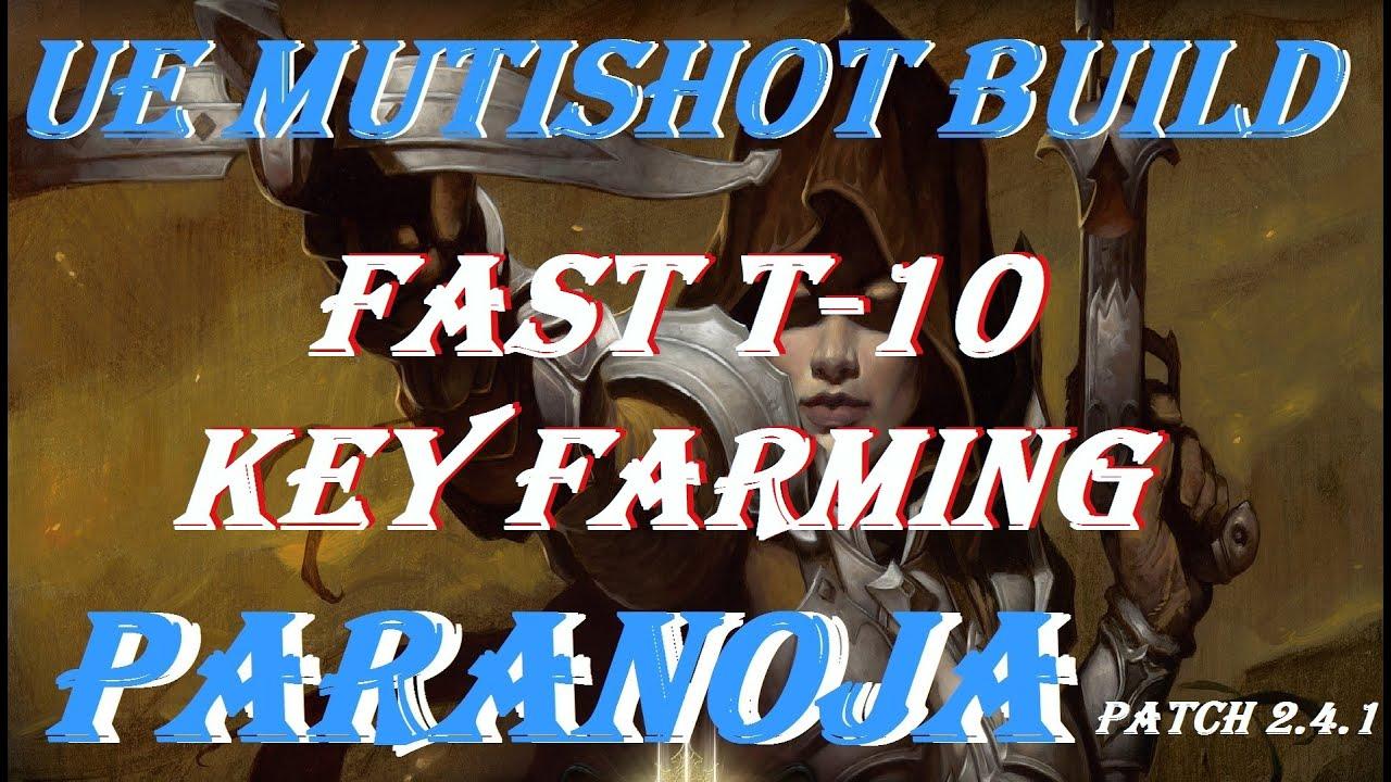 Multishot Build