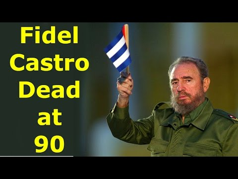 Cuba's Former President Fidel Castro Died at 90 | Prof Nageshwar On Castro Life History | HMTV