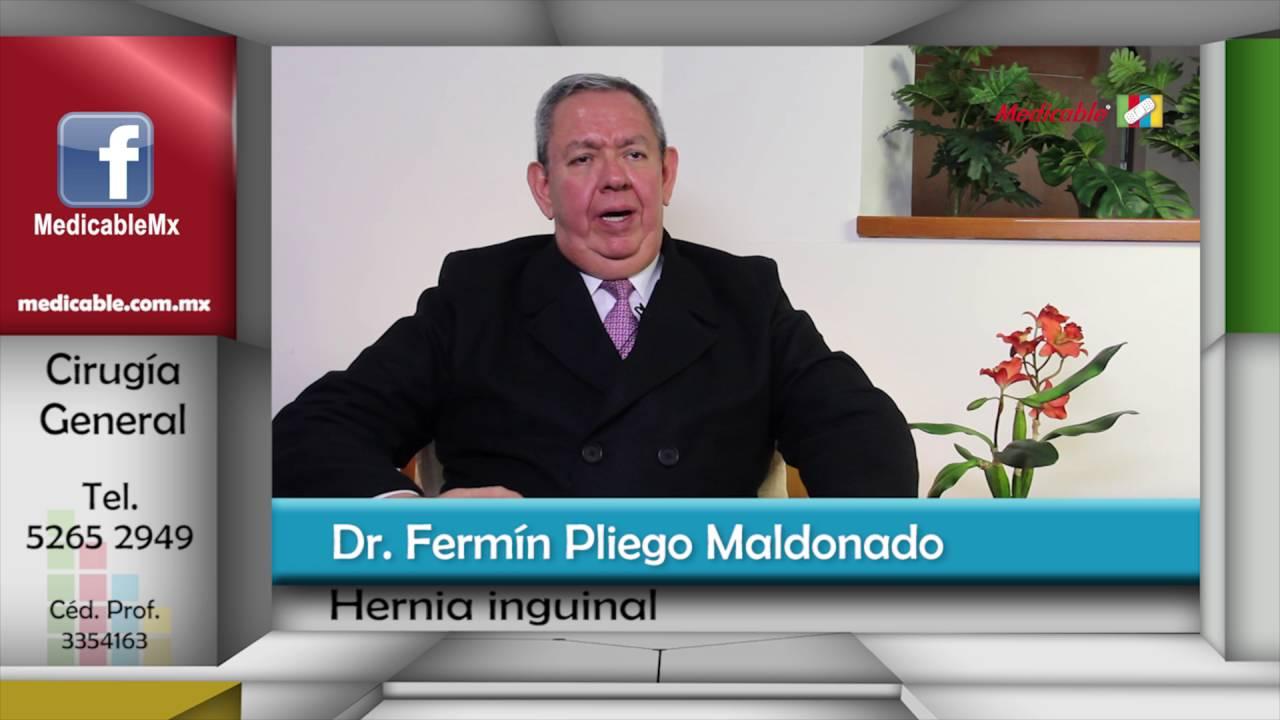 La cirugía de hernia inguinal afecta la próstata