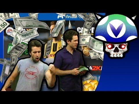 [Vinesauce] Joel - Sony Virtual Currency