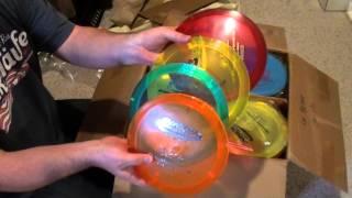 3/20/15 KWs Disc Golf - Innova Order Unboxing