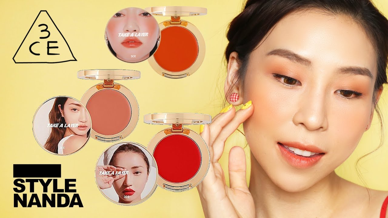 NEW 3-in-1 Korean Multi Makeup – TINA TRIES IT