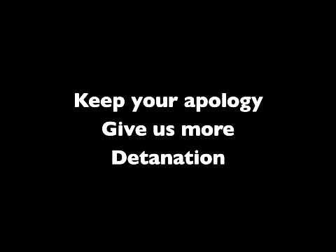 NA NA NA My Chemical Romance (Expilicit Lyrics)