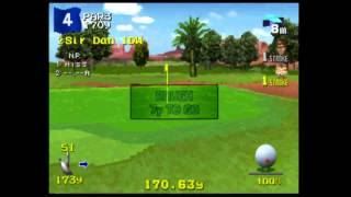 Hot Shots Golf 2 (Everybody39;s Golf 2)  VS Sir Dan  1  3