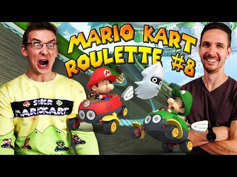 Mario Kart Roulette #8: Animal Crossing Is Basically Frogger Right?