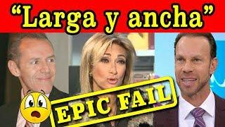 "EPIC FAIL ""Larga y Ancha""  ZAGUE VIDEO ESCÁNDALO"