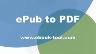 best ebook converter to convert pdf epub mobi pdb txt etc to other format