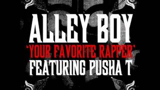 Watch Alley Boy Your Favorite Rapper video