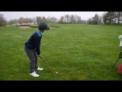 4 year old Prodigy Junior Golf Star - Jaxson Perry