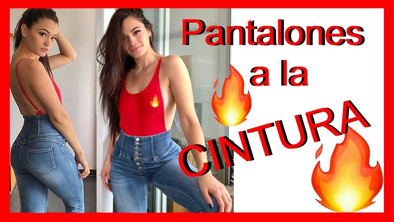 7 Outfit Con Pantalones A La Cintura Todos Los Estilos Youtube