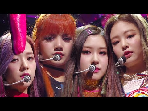 《Comeback Special》 BLACKPINK (블랙핑크) - AS IF IT'S YOUR LAST (마지막처럼) @인기가요 Inkigayo 20170625