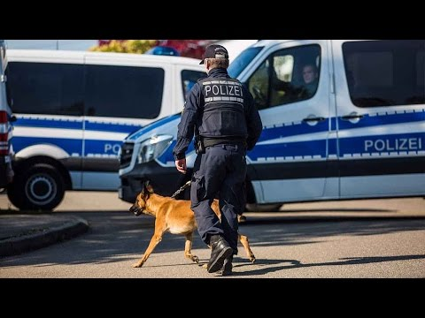 German bus attack suspect believed to have acted alone, says prosecutor's office