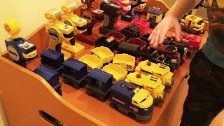 EPIC TOY TRAIN COLLECTION - GeoTrax Fisher Price