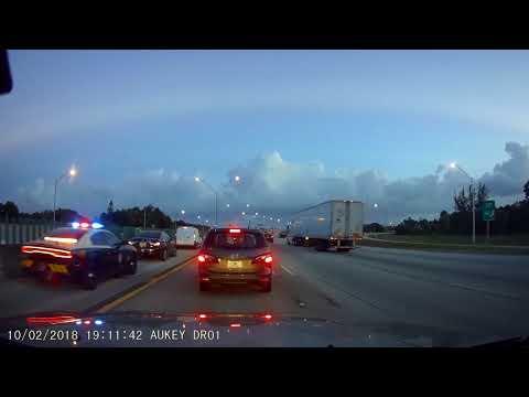 Ken Payne - My Dash Cam Drama on I-95
