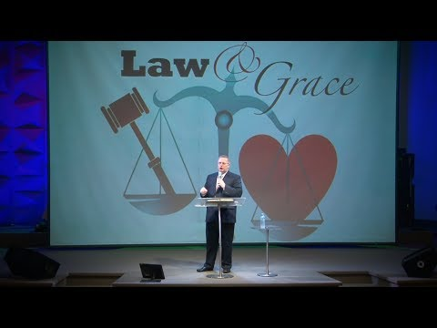 """Law & Grace"" – Pastor Raymond Woodward"