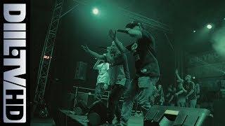 DIILGANG BACKSTAGE 14 - Hemp Gru na Hip-Hop Fest Ursynów 2017 [DIIL.TV]