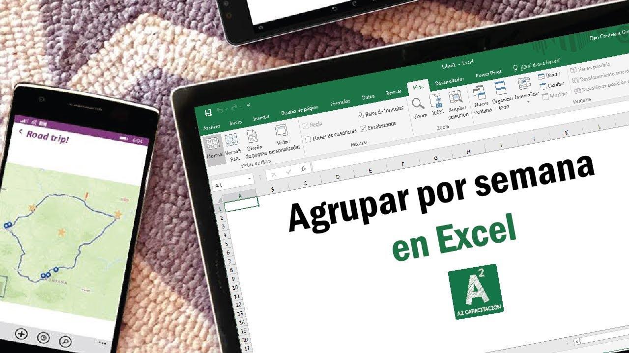 Download Agrupar en Excel por semanas en tablas dinámicas
