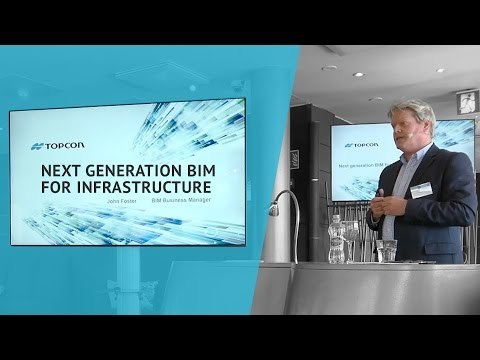 Next Generation BIM for Infrastructure - A UK Outlook