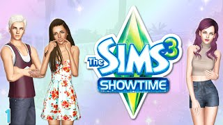 Let's Play: The Sims 3 Showtime (Part 1) - Meet the Trio!