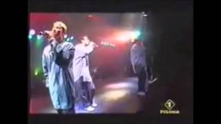 Backstreet Boys - in Poland 1996