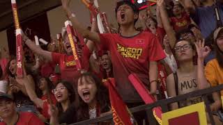 ABL9 || Sights and Sounds: Home Game 13 vs Alab Pilipinas 24/03