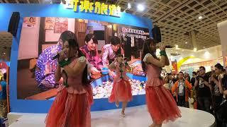 可樂旅遊 #とちおとめ25 #大江戸温泉物語親善大使.