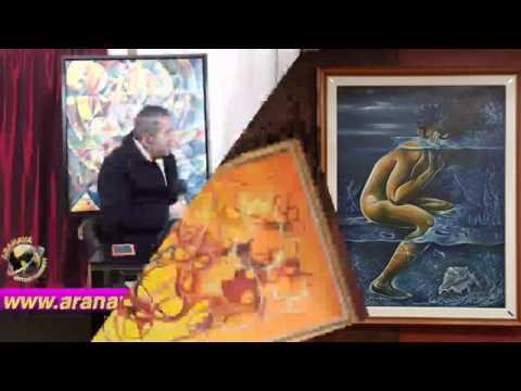 Al Ritmo Del Arte Victor Hugo Barrios Fernandez Artista Visual