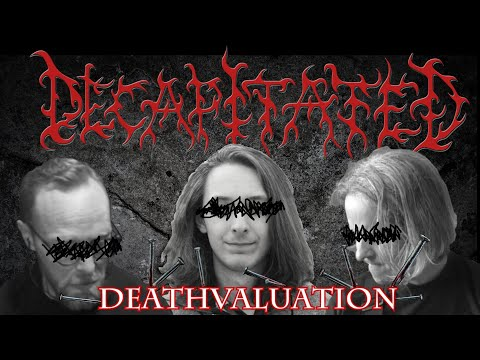 Decapitated - Deathvaluation - Cover