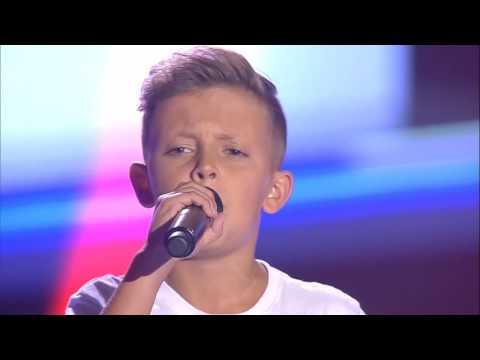 """Pedro: """"90 Minutos"""" - Audiciones a Ciegas - La Voz Kids 2017"""
