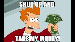 Сколько платит YouTube за 1 000 000 просмотров? Реальные цифры!