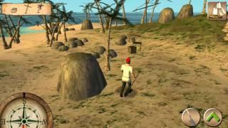 The Pirate Caribbean Hunt Treasure Island