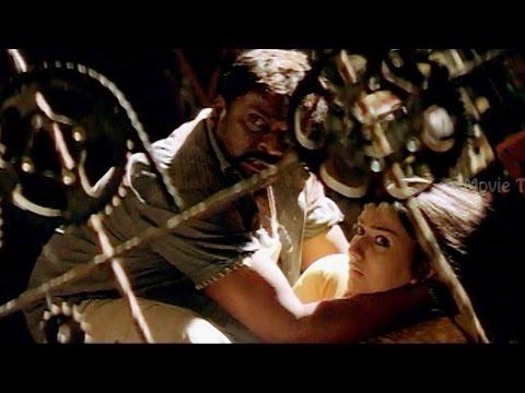 Parthiban & Namitha Action Scene || Simhamukhi Movie || Namitha, Parthiban