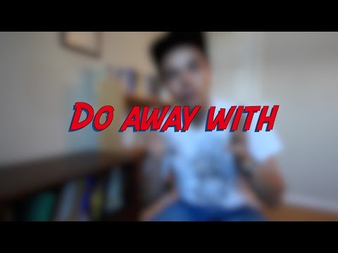 Do away with - W12D6 - Daily Phrasal Verbs - Learn English online free video lessons