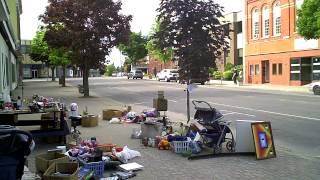 Sounds Of A Sidewalk Sale