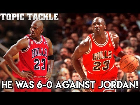 The One Player that Michael Jordan COULDN'T BEAT!