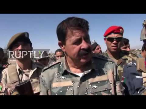 Afghanistan: Scores killed in synchronised Gardez suicide attack