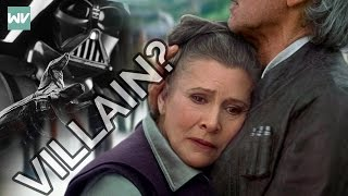 Leia is the REAL Villain of The Force Awakens: Secrets of the Force